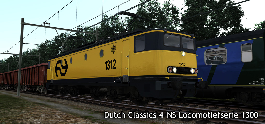 Dutch Classics 4 - NS 1300-01