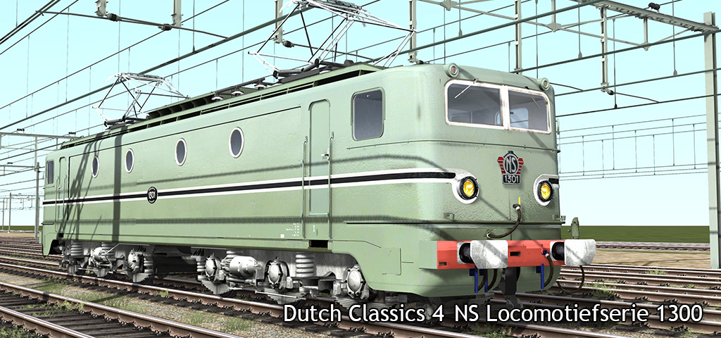Dutch Classics 4 - NS 1300-02